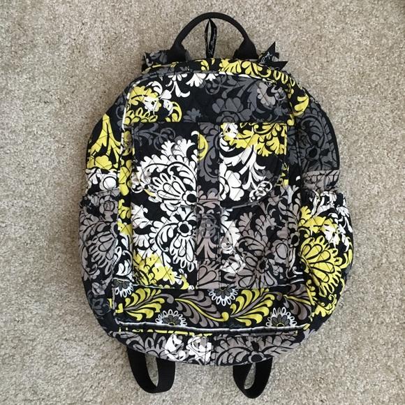 a0c7a8d145f0 Vera Bradley Baroque Backpack